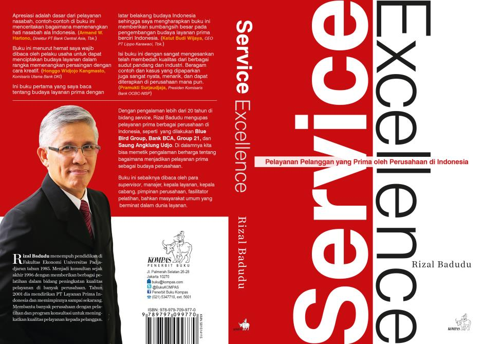 Buku Service Excellence Indonesia